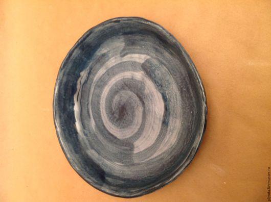 Тарелка. Автор Татьяна Плында (Plate by Tatyana Plynda).