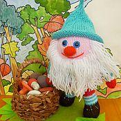 Куклы и игрушки ручной работы. Ярмарка Мастеров - ручная работа Гном Весельчак. Handmade.
