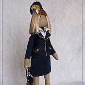 """Куклы и игрушки ручной работы. Ярмарка Мастеров - ручная работа Бортпроводница """"I Fly"""". Handmade."""