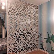 Для дома и интерьера handmade. Livemaster - original item Openwork partition, laminated.. Handmade.