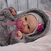 Куклы и игрушки ручной работы. Ярмарка Мастеров - ручная работа Аврора Скай, кукла-реборн.. Handmade.