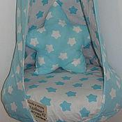 """Кресла ручной работы. Ярмарка Мастеров - ручная работа Кресла: Кресло качели """"Звездочет"""". Handmade."""