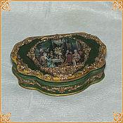"Для дома и интерьера handmade. Livemaster - original item Casket ""The Noble`s Nest""null. Handmade."