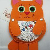 Куклы и игрушки handmade. Livemaster - original item Toys-iskalki: Kitty. Handmade.