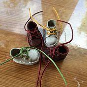 Одежда для кукол ручной работы. Ярмарка Мастеров - ручная работа Обувь для Блайз. Handmade.
