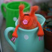 Куклы и игрушки ручной работы. Ярмарка Мастеров - ручная работа Халфик. Handmade.