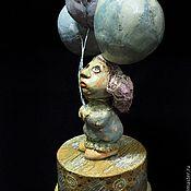 Куклы и игрушки handmade. Livemaster - original item Dolls Fanti - Whew. Dreams about Flying.. Handmade.