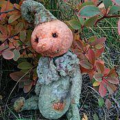 Куклы и игрушки ручной работы. Ярмарка Мастеров - ручная работа Тыквиус.... Handmade.