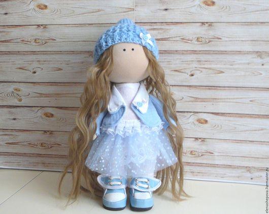 Куклы тыквоголовки ручной работы. Ярмарка Мастеров - ручная работа. Купить Кукла. Handmade. Комбинированный, трессы для кукол