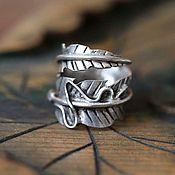 Украшения handmade. Livemaster - original item Ethnic rings silver and white brass. Handmade.