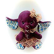 Куклы и игрушки ручной работы. Ярмарка Мастеров - ручная работа Слоник Малявочка.. Handmade.