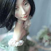 """Куклы и игрушки ручной работы. Ярмарка Мастеров - ручная работа кукла """"Райский сад"""". Handmade."""