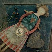 Куклы и игрушки ручной работы. Ярмарка Мастеров - ручная работа Жизнь в стиле кантри. Handmade.