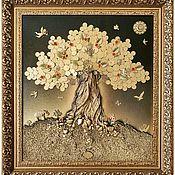 handmade. Livemaster - original item MONEY TREE PAINTING