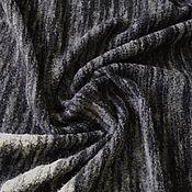 """Ткани ручной работы. Ярмарка Мастеров - ручная работа 01501 итальянская пальтовая ткань """"рябая коричневая"""". Handmade."""