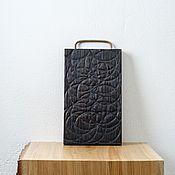 Для дома и интерьера ручной работы. Ярмарка Мастеров - ручная работа Черный Дуб. Handmade.