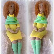 Куклы и игрушки ручной работы. Ярмарка Мастеров - ручная работа Беременяшка. Handmade.