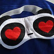 Одежда ручной работы. Ярмарка Мастеров - ручная работа маска для сна. Handmade.