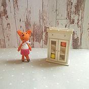 Куклы и игрушки ручной работы. Ярмарка Мастеров - ручная работа Лисичка вязаная, лисичка крючком. Handmade.