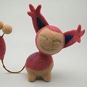Куклы и игрушки ручной работы. Ярмарка Мастеров - ручная работа Покемон Скитти. Handmade.