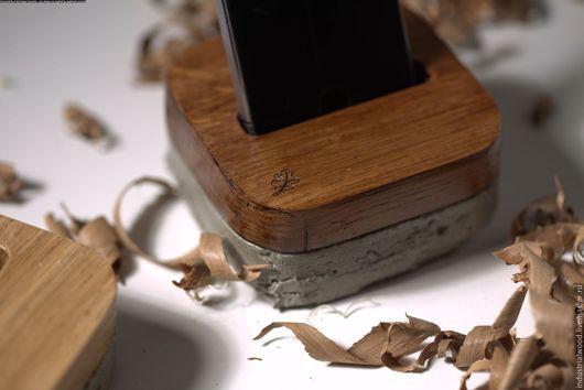 Комплекты аксессуаров ручной работы. Ярмарка Мастеров - ручная работа. Купить Iphone Iw. Handmade. Phone, хранение, работа, дерево