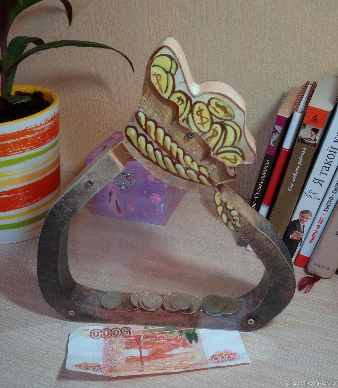 """""""Денежный мешок"""", Копилки, Санкт-Петербург,  Фото №1"""