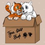 TigerWolfShop - Ярмарка Мастеров - ручная работа, handmade