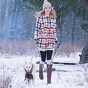 """Одежда ручной работы. Ярмарка Мастеров - ручная работа Платье-туника """"Зимние забавы"""".. Handmade."""