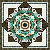 """Одеяла ручной работы. Ярмарка Мастеров - ручная работа Одеяло """"БАРСКОЕ"""". Handmade."""