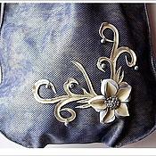 Сумки и аксессуары ручной работы. Ярмарка Мастеров - ручная работа сумка FLORA. Handmade.