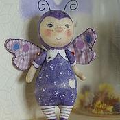 Куклы и игрушки ручной работы. Ярмарка Мастеров - ручная работа Феи-бабочки. Handmade.