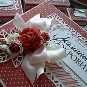 """Подарки к праздникам ручной работы. Ярмарка Мастеров - ручная работа подарочный набор """"С рождением малыша"""". Handmade."""