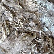 Материалы для творчества handmade. Livemaster - original item Alpaca Suri #1285. Handmade.