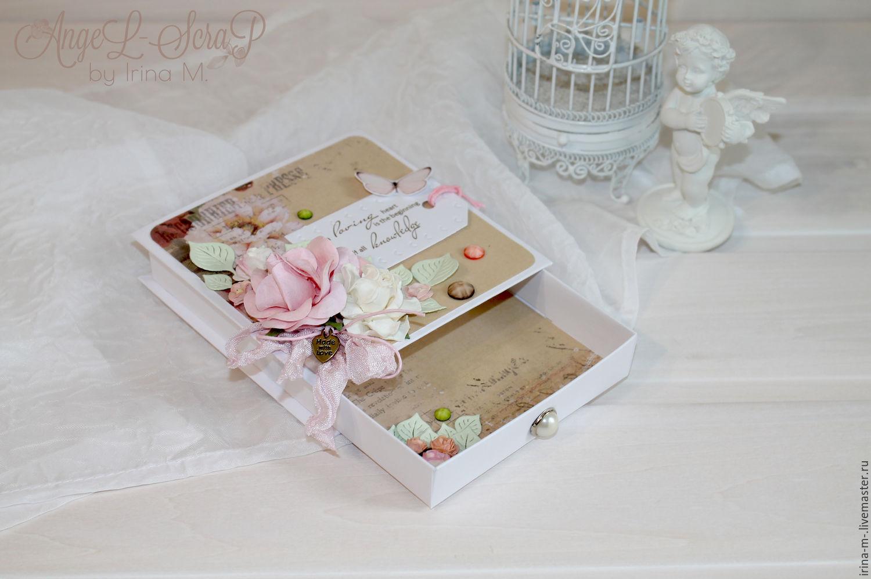 Коробка для подарков молодоженов 62