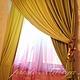 Фото оформления окна присланное клиентом.