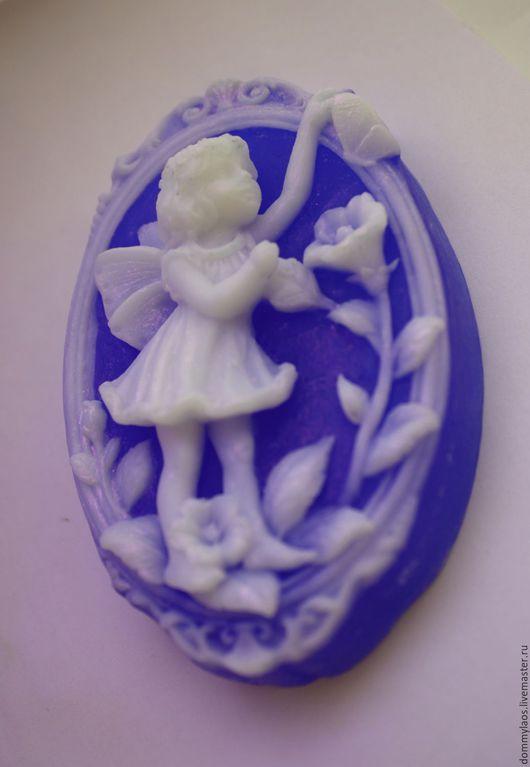 Мыло ручной работы. Ярмарка Мастеров - ручная работа. Купить Волшебная цветочная фея - мыло ручной работы. Handmade. весеннее