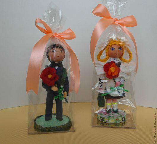 Персональные подарки ручной работы. Ярмарка Мастеров - ручная работа. Купить школьники. Handmade. Комбинированный, сувенир, школьник, бумажные салфетки