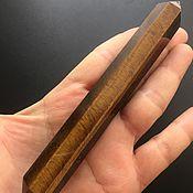 Фен-шуй и эзотерика handmade. Livemaster - original item The largest of the crystal tiger`s eye, dvuhgolosyj. Handmade.