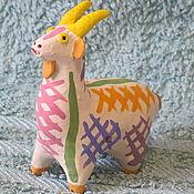 Инструменты ручной работы. Ярмарка Мастеров - ручная работа Курский свисток Коза. Handmade.
