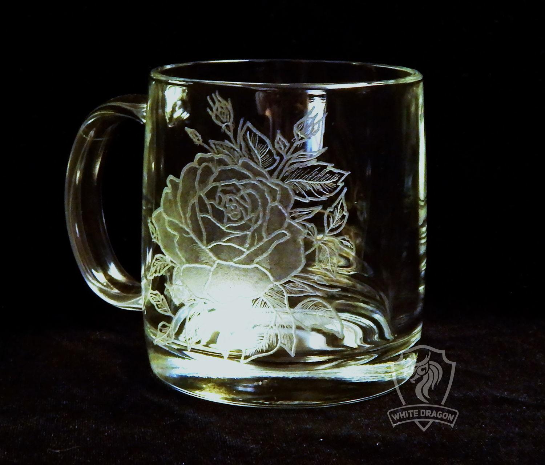 Rose. tea mug, Mugs, Nizhny Novgorod, Фото №1