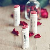 """Косметика ручной работы. Ярмарка Мастеров - ручная работа """"Винтажная роза"""" бальзам для губ. Handmade."""