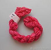 Материалы для творчества handmade. Livemaster - original item Silk chenille (no. №15). Handmade.