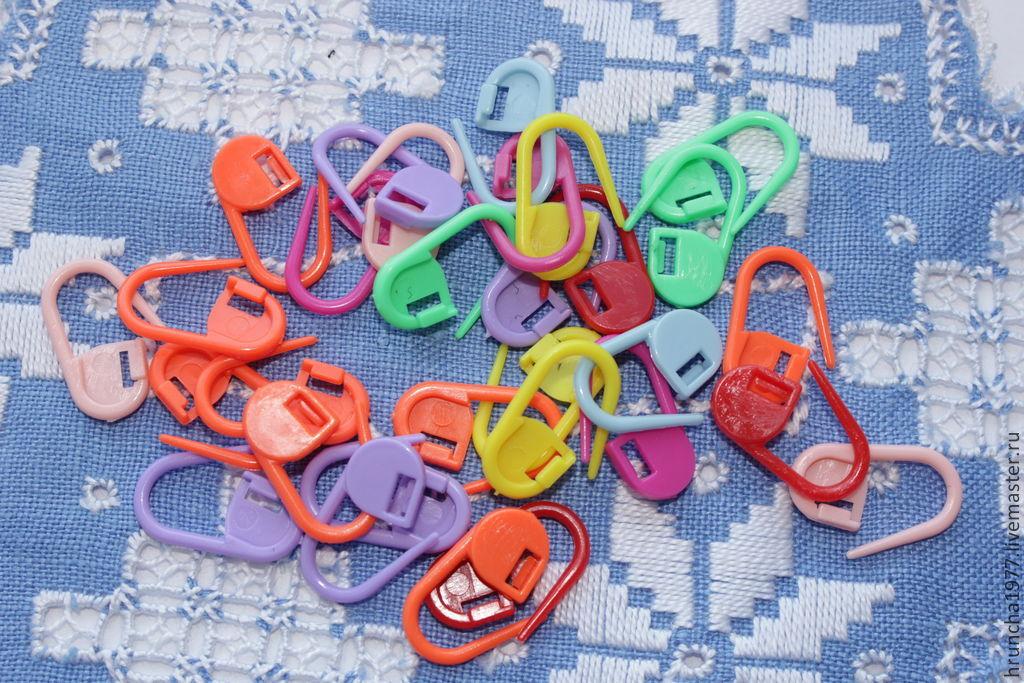 маркеры для вязания купить в интернет магазине на ярмарке мастеров