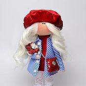 Куклы и игрушки handmade. Livemaster - original item Sewing kit doll Irina. Handmade.