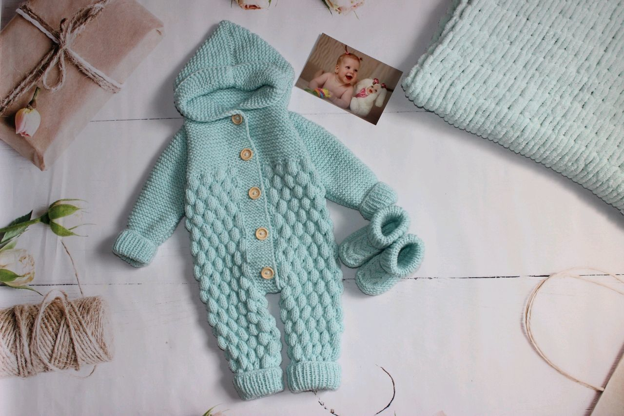 Jumpsuit for girls. Romper baby, Overall for children, Stupino,  Фото №1