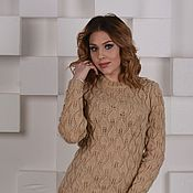 Одежда handmade. Livemaster - original item Knitted dress