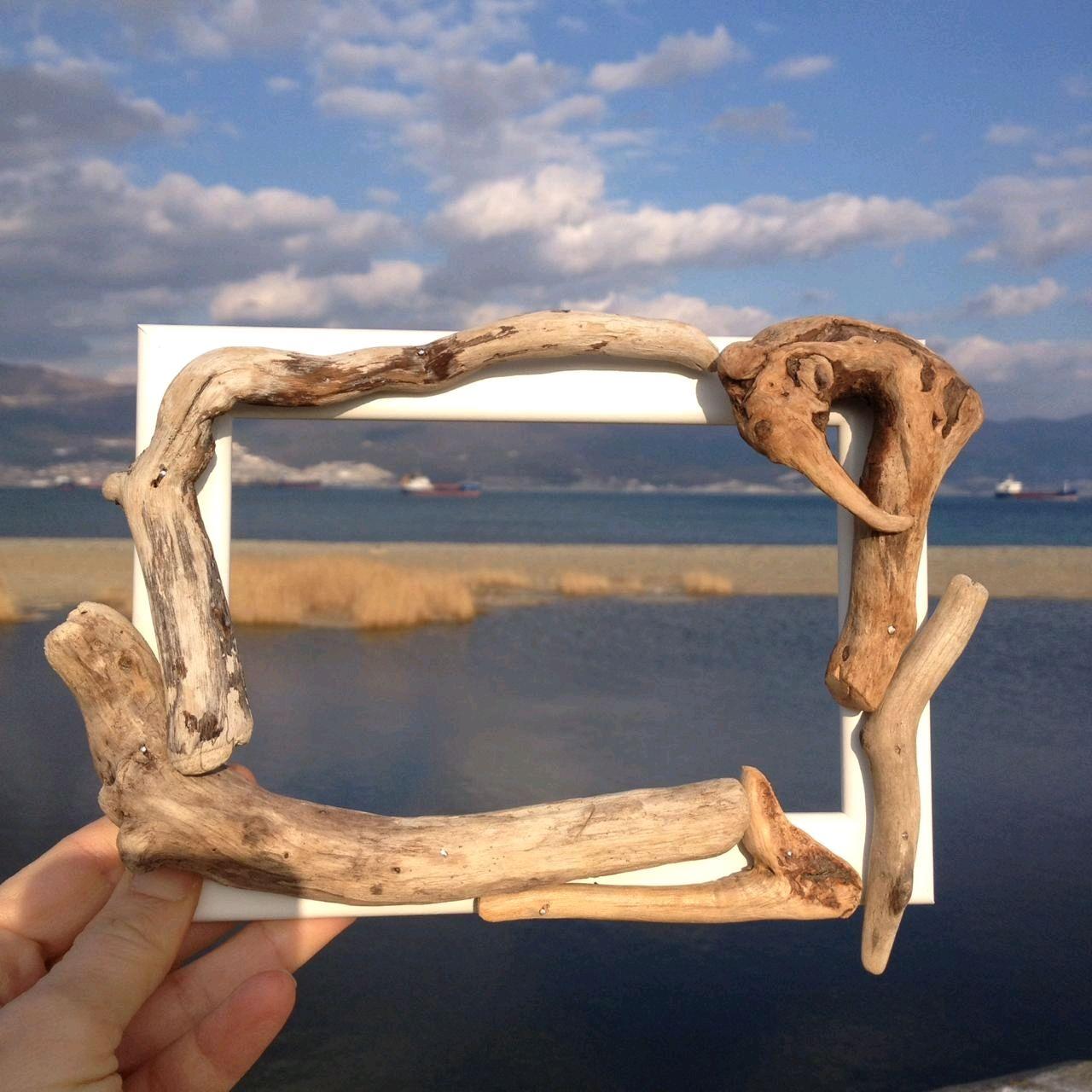 Photo Frame Driftwood Art Zakazat Na Yarmarke Masterov Anh4ncom Fotoramki Novorossiysk