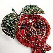 handmade. Livemaster - original item Garnet. Handmade.