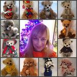 Larisa Koh Toys & Bears - Ярмарка Мастеров - ручная работа, handmade