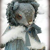 Куклы и игрушки ручной работы. Ярмарка Мастеров - ручная работа Кошка Хизер Блю. Handmade.